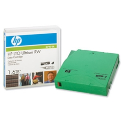 HP LTO 4 Tape Media