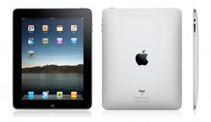 Apple iPad (wi-fi) (from apple.com)