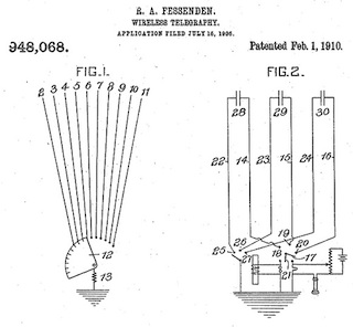 1906 Patent for Wireless Telegraphy by Wesley Fryer (cc) (from Flickr)
