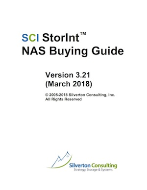NAS StorInt(tm) Buying Guide
